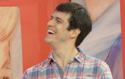 Mateus Solano no TV Xuxa