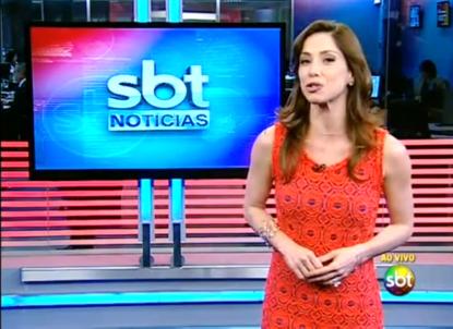 Neila Medeiros SBT Notícias